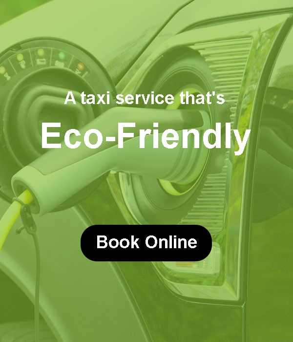 Eco Friendly Electric London Taxi