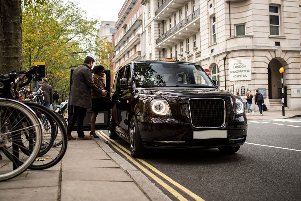 London Electric Taxi Service